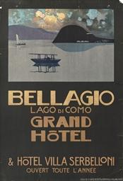 BELLAGIO GRAND HÕTEL, LAGO DI