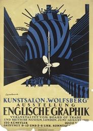 ENGLISCHE GRAPHIK