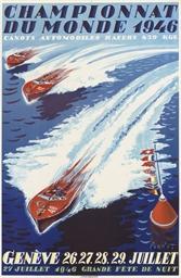 CHAMPIONNAT DU MONDE, 1946
