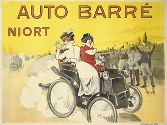 AUTO BARRÉ