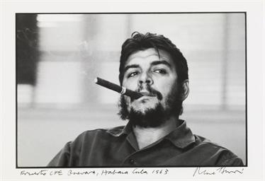 Ernesto Che Guevara, 1963