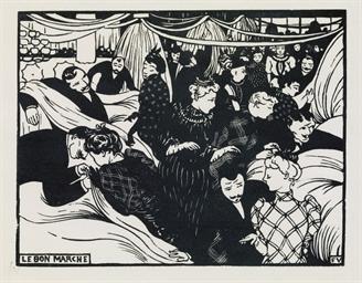 Le bon marché, 1893