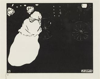 La sortie, 1895