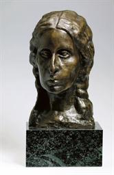 Büste Valentine Godé-Darel, 19