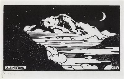 La Jungfrau, 1892