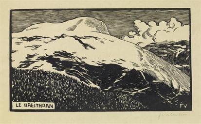 Le Breithorn, 1892