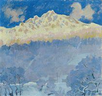 Mattino d'inverno (Wintermorgen), 1914
