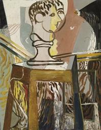 Stillleben auf Stuhl, 1932