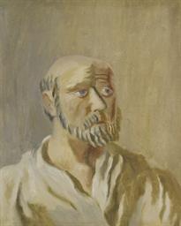 Portrait des Vaters von Hans E