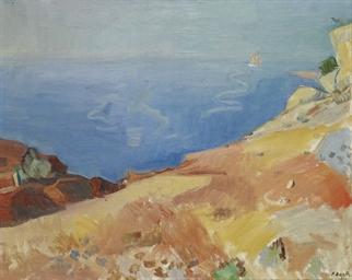 Meereslandschaft, 1937