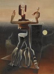 Der wilde Mann, 1938