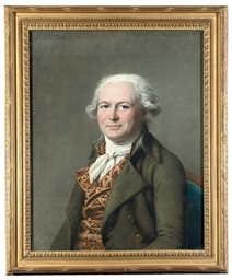 Portrait of Jean-Pierre Demetz
