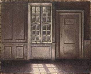 Sunlit interior, Strandgade 30