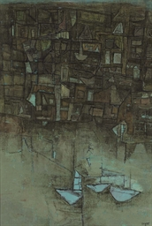 Untitled (Benares)