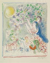 La Chasse à l'Oiseau bleu (M.