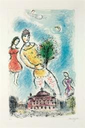 Dans le Ciel de l'Opera (M. 97