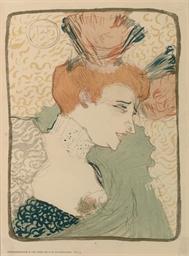 Mademoiselle Marcelle Lender,