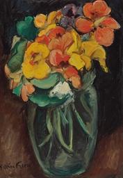 Bouquet de capucines