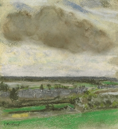 Le nuage brun