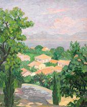 Vue de St. Tropez