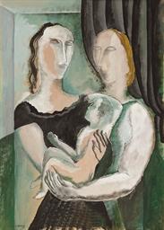 Deux femmes et un enfant