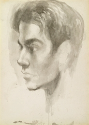 Portrait of a Young Man (Nicho