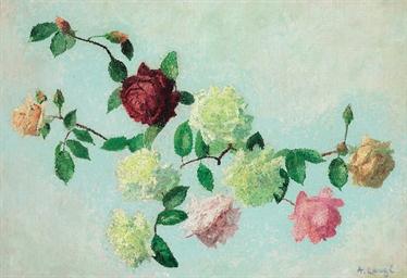 Branche des roses