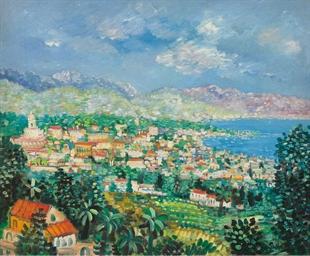 Vue de Monte Carlo