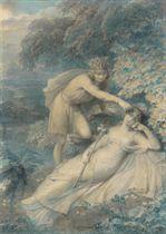 A Midsummer Night's Dream: Oberon and Titania
