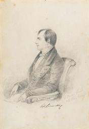 Portrait of the Comte de Girar