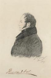 Portrait of Theodore Edward Ho