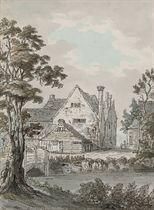 A Cotswold farmhouse