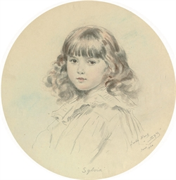 Portrait of Sylvia