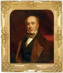 Portrait of Sir James Clark (1