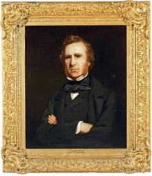Portrait of Sir William James