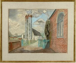 EDWARD BAWDEN, R.A. (BRITISH,