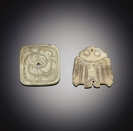 TWO JADE NECKLACE CLOSING DEVI