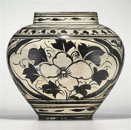 A CIZHOU PAINTED JAR