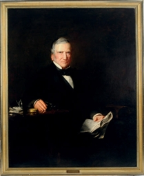 Portrait of General Cadwalader