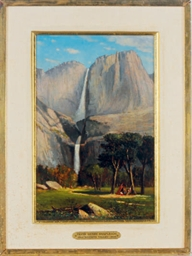 Yosemite Valley, Double Water