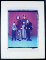 Wasserman Family Portrait, 1996
