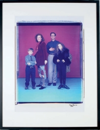 Wasserman Family Portrait, 199