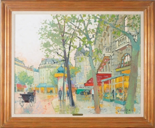 L'Heure de l'Apéritif: Parisia