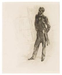 Portrait of Paul César Helleu