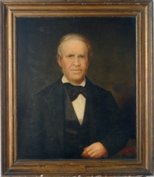 Portrait of William Johnson of