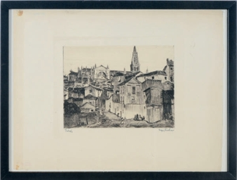 Toledo; and three companion pr