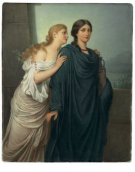 Antigone And Ismene Relationship IsmeneIsmene Antigone