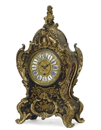 A VICTORIAN GILT-BRASS MOUNTED