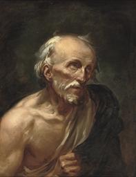 A penitant saint
