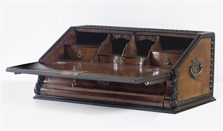 A Dutch colonial silver-mounte